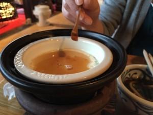 たらいうどん 椛や 豆腐料理
