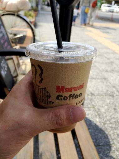マルニコーヒー『アイスコーヒー』(200円)